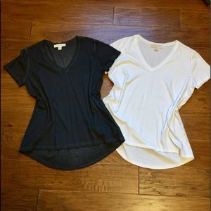 Michael Kors V-Neck Tees